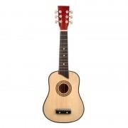 Chitara lemn 62 cm lemn natur