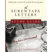 The Screwtape Letters Study Guide: A Bible Study on the C.S. Lewis Book the Screwtape Letters, Paperback/Alan Vermilye