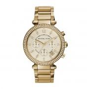 Michael Kors MK5354 Ladies Parker Chronograph Watch stainless steel...