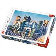 Puzzle clasic - Doha Qatar 2000 piese