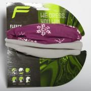 Fular / Caciula multifunctional Fuse Snowflake