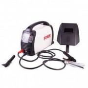 Set aparat de sudura 300A - invertor MMA cu afisaj LCD masca protectie ventilator racire si perie sarma