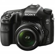 Sony Alpha a68 18-55 f/3.5-5.6 KIT DSLR Digitalni fotoaparat ILCA-68K s objektivom 18-55mm f3.5-5.6 SAM II SAL1855 A-mount ILCA68K ILC-A68K ILCA68K.CEC ILCA68K.CEC