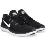Nike FLEX RN 2017 Running Shoes For Men(Black)