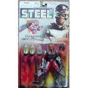 Steel: Vapor Trail Steel Action Figure