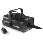 Beamz SNOW 900 Machine à neige Snowmachine 900W réservoir 1l – noir