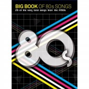 Wise Publications Big Book Of 80s Songs