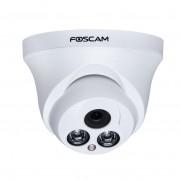 Foscam HT9852P Telecamera ad alta definizione 1.0 MP, H.264, 720P da interno, Visore Notturna, Rilevatore Movimenti, Notifica Mail/FTP, Compatibile iPhone e Android