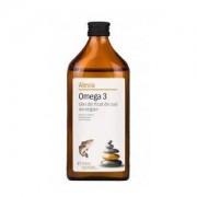 Omega 3 Ulei din ficat de cod norvegian 500 ml Alevia