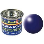 REVELL dark blue silk