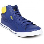 Puma Salz Mid DP Men's Canvas