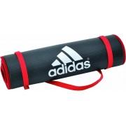 Adidas Core trainingsmat zwart/rood