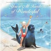 You're All Kinds of Wonderful, Hardcover/Nancy Tillman