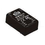 Tápegység Mean Well SCW12B-15 12W/15V/800mA