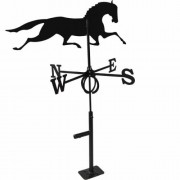 Svens Girouette Cheval Grand Modèle + Support Universel