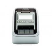 Brother QL-820NWB Térmica directa Color 300 x 600DPI impresora de etiquetas