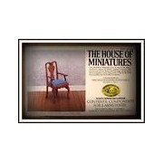 House Of Miniatures Queen Anne Arm Chair #40083 (2 Chairs)