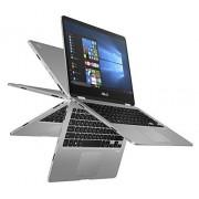 """Asus VivoBook Flip TP401NA-YS02 computadora portátil Gris Híbrido (2-en-1) 35.6 cm (14"""") 1920 x 1080 Pixeles Pantalla táctil 1.10 GHz Intel Pentium N4200 Ordenador portátil (Intel Pentium, 1.10 GHz, 35.6 cm (14""""), 1920 x 1080 Pixeles, 4 GB, 64 GB)"""