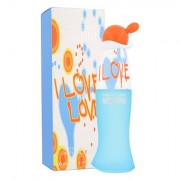 Moschino Cheap And Chic I Love Love eau de toilette 50 ml Donna
