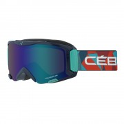 Cebe Детска Маска Super Bionic [Blue Rainbow/Brown Flash Blue] CBG116