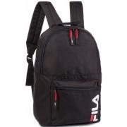 Fila Backpack S'cool - zaino daypack - Black/White/Red