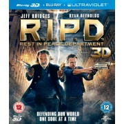 R.I.P.D 3D (Includes UltraViolet Copy and 2D Version)