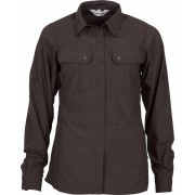 Life-Line Samani Blouse - Dames Outdoor Overhemd - Anti-Insect Werking