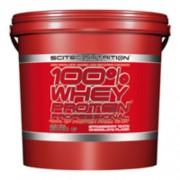100% Whey Protein Professional 5000g eper fehércsoki Scitec Nutrition
