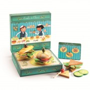 Set confecţionat sandvişuri copii Djeco