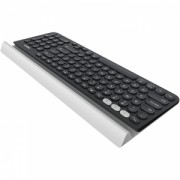 Tastatura Wireless Logitech K780 Multi-Device - Negru-Alb