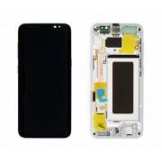 Ecran Display si rama Samsung Galaxy S8 G950f Silver