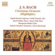 J.S. Bach - Christmas Oratorio - Highl (0636943450826) (1 CD)