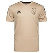 Ajax Trainingsshirt - Goudkleurig/Grijs