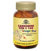 Solgar Cangurini Vitamina C 100 Compresse Masticabili