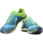 Puma Mobium Elite SPEED Running Shoes For Men(Green, Blue)