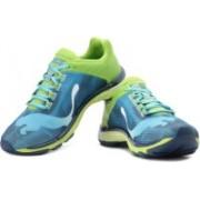 Puma Mobium Elite SPEED Running Shoes For Men(Blue, Green)