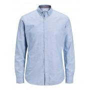 Jack and Jones Jjesummer Shirt L/s S20 Sts - geruit - Size: Large