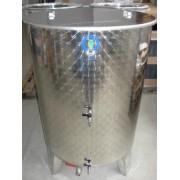 Cisterna inox 500 L
