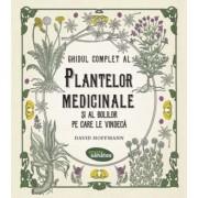 Ghidul complet al plantelor medicinale si al bolilor pe care le vindeca