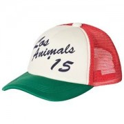 The Animals Observatory Nylon Hamster Kids Cap Green Los Animals Kepsar