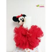 Lumânare Botez Little Minnie Mouse