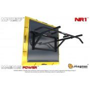 Magnus Design ® MAGNUS ® MP1037 Wall mounted bar chin up pull up frame