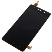 Дисплей + Тъч скрийн за Huawei Honor 4C Черен
