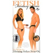 Vibrating Hollow Strap On