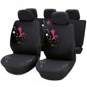 Üléshuzat fekete-pink My Fairy - Tündér 17025