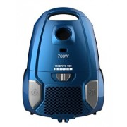 Aspirator cu sac Heinner HVC-MBL1400-V2, putere: 700W, albastru