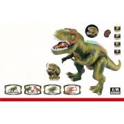 Dinosaurus sa svetlom i muzikom