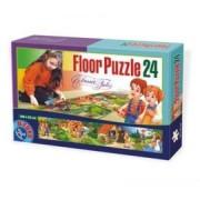 DToys Puzzle Floor 24 Fairy Tales 04 (07/60037-04)