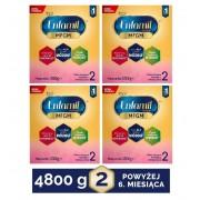 MEAD JOHNSON 4x Mleko Enfamil 2 Premium,1200g
