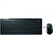 Комплект безжична клавиатура с мишка Fujitsu LX901
